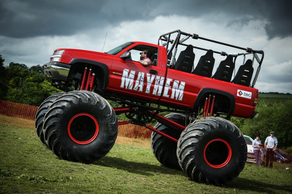 Mayhem Monster Truck Days