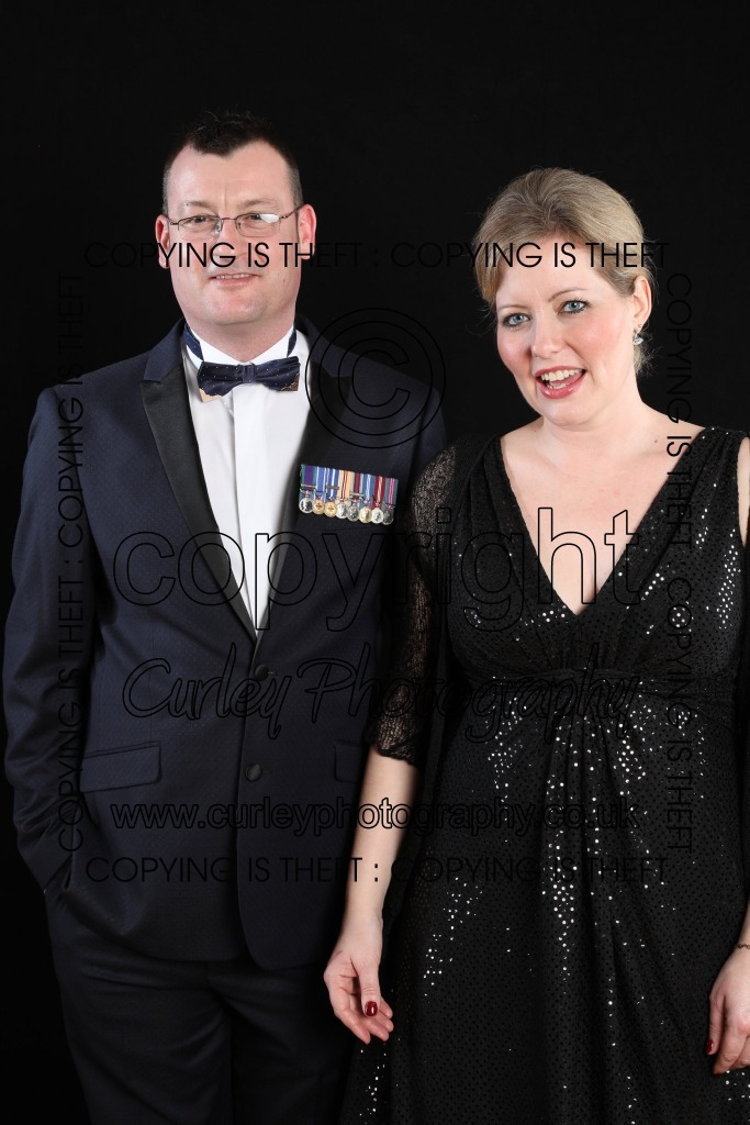 Royal Yeomanry Warrant Officers and Sergeants Mess Valentines Ball 2017