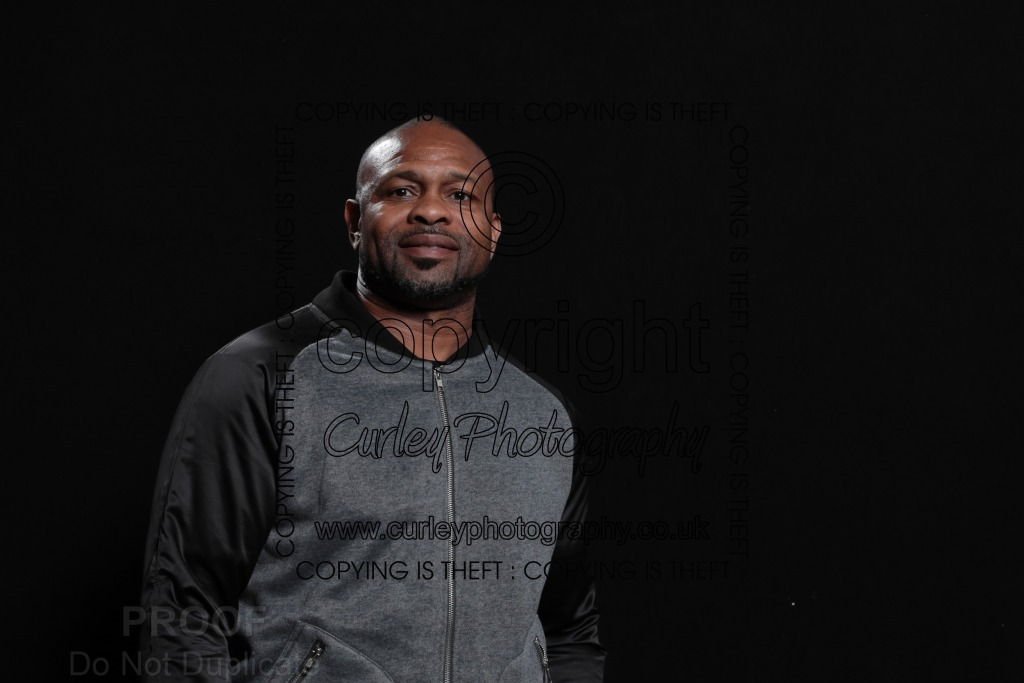 Roy Jones Jr at Premier Suite
